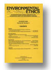 This image has an empty alt attribute; its file name is journal-cover-environmental-ethics.jpg
